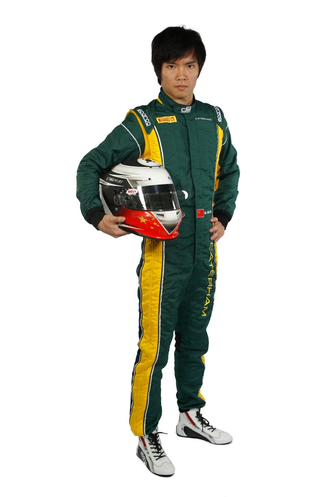 2013 Official Driver Portraits
